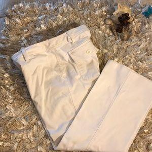 RAMPAGE Jr white pants